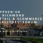 Hyphen-UK @ Richmond Retail & Ecommerce Directors' Forum