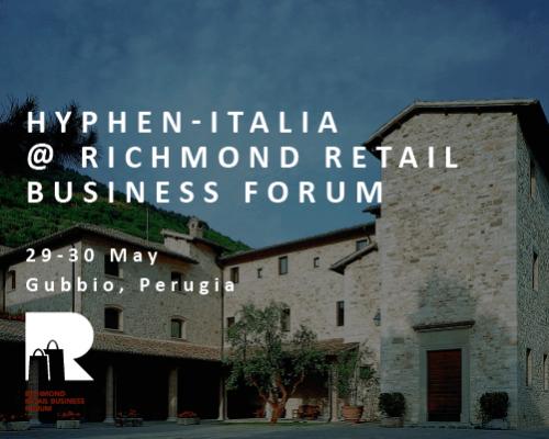 Hyphen-Italia at Richmond Retail Business Forum
