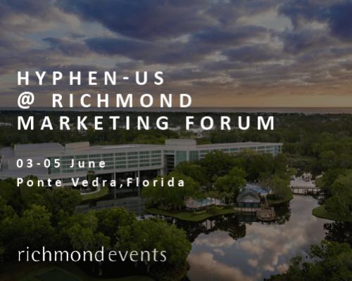 Hyphen-US at Richmond Marketing Forum