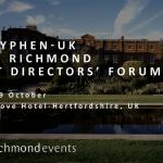 Groove Hotel - Hyphen-UK at Richmond Directors' Forum