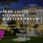 Hyphen-Italia at Richmond IT Director Forum