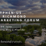 Hyphen-US @ Richmond Marketing Forum 2018