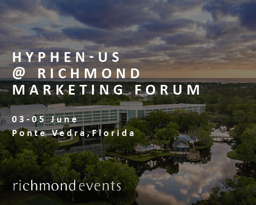 Hyphen-US at Richmond Marketing Forum