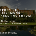 Hyphen-UK at the Richmond Marketing Forum