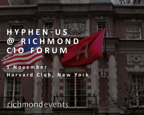 Hyphen-US at the Richmond CIO Forum